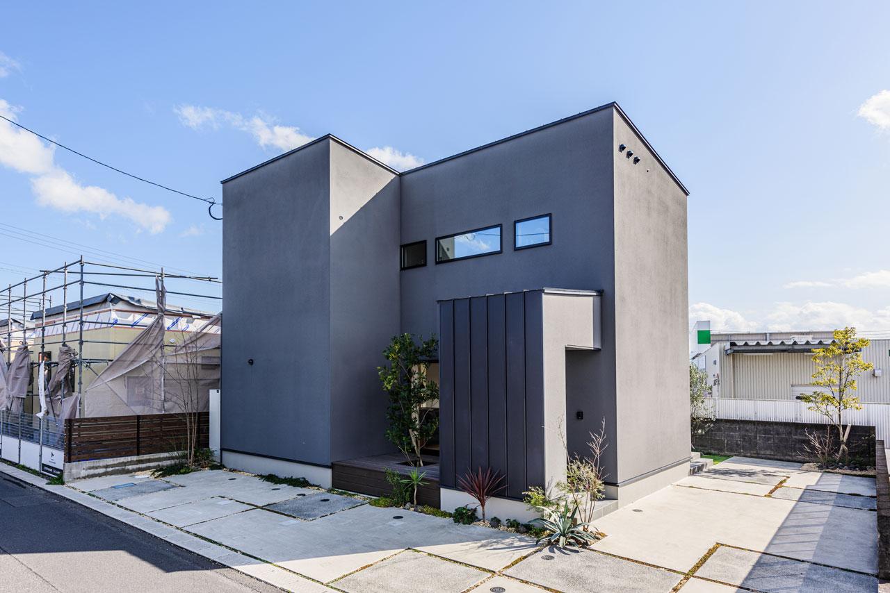 木造住宅外観